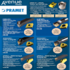 Pramet Special Offer leaflet - click below
